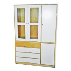 Placard-1.20 natural y blanco