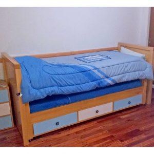 cama nido 3 cajones - portada